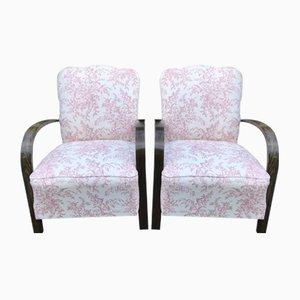 Stühle, 1930er, 2er Set