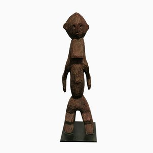 African Chamba or Mumuye Wooden Sculpture, Nigeria