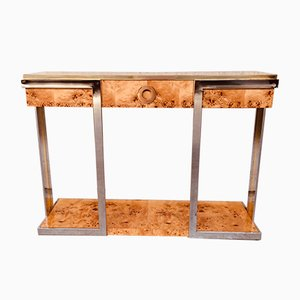 Hollywood Regency Console by Mario Sabot, Italy, 1970s