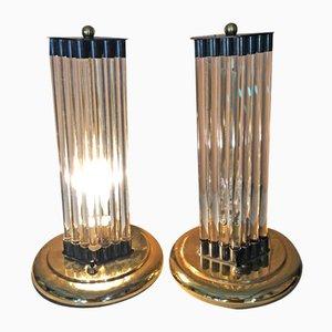 Regency Lampen, 2er Set