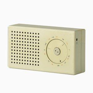T 31 Taschenradio von Dieter Rams für Braun, Deutschland, 1958