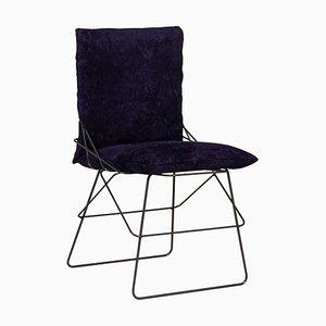 Sof Sof Metal Chair by Enzo Mari for Driade