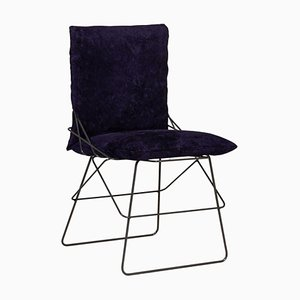 Sof Sof Metallstuhl von Enzo Mari für Driade
