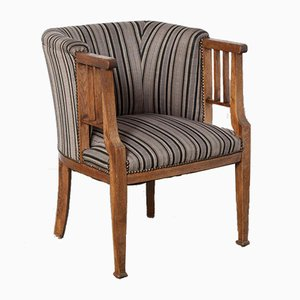 Arts and Crafts Tub Armchair