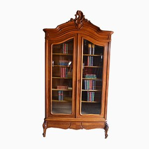 Antique Notes Display Cabinet