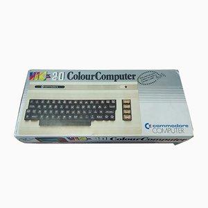 VIC 20 Color Commodore Computer, 1980s