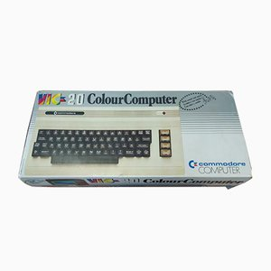 VIC 20 Commodore Color Computer, 1980er