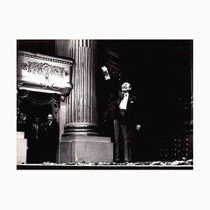 Unknown, Concert of Vladimir Horowitz, Vintage B/W Photo, 1985