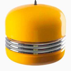 Yellow Pendant Lamp by Kazuo Motozawa for Staff, 1970s