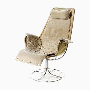 Swivel Chair by Bruno Mathsson, 1970s