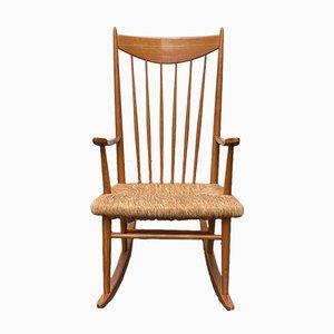 Mid-Century Danish Rocking Chair