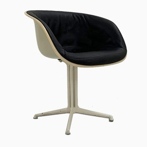 La Fonda Leather Armchair by Charles & Ray Eames for Herman Miller, 1960s