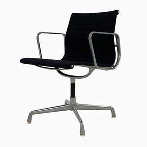 Sedia da scrivania EA107 di Charles & Ray Eames per ICF De Padova/Herman Miller, anni '70