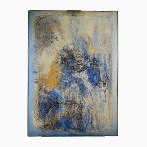 Annibale Biglione, Abstract Painting, 1962
