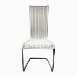 Vintage German B25 Cantilever Stacking Chair from Tecta
