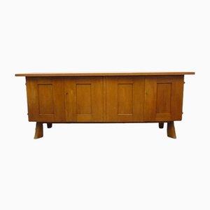 Art Deco Oak Sideboard, 1930s