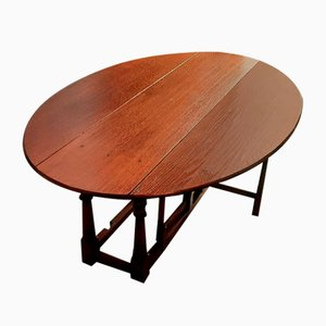 Edwardian Walnut Coffee Table