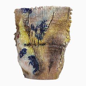 Virman Ceramic Vase by Vito Bonnet