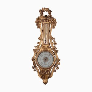 Wooden Barometer from Fiorone