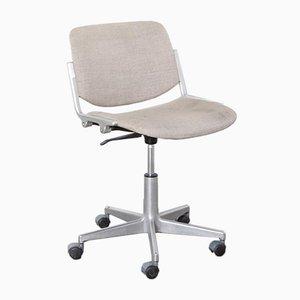 DSC 56 Office Chair by Giancarlo Piretti for Castelli / Anonima Castelli