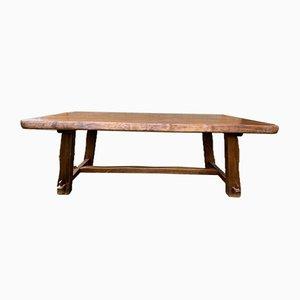 Rustikaler Tisch von Olavi Hänninen für Mikko Nupponen, 1950er