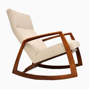 Vintage Danish Rocking Chair, 1960s