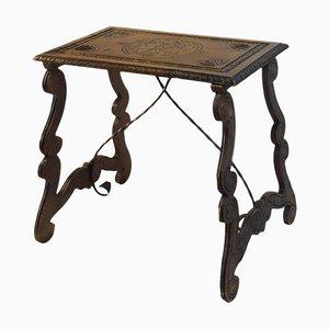 19th Century Spanish Baroque Side Table