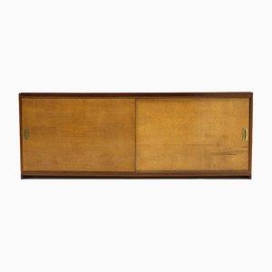 Sideboard mit Schiebetüren, 1970er