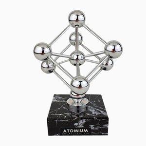 Atomium Skulptur, Brüsseler Weltausstellung, 1958