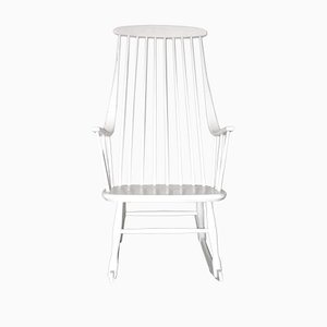 Grandessa Rocking Chair by Lena Larsson for Nesto, 1961