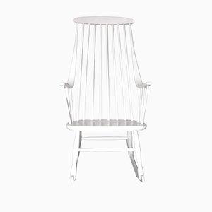 Rocking Chair Grandessa par Lena Larsson pour Nesto, 1961