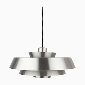 Mid-Century Danish Nova Pendant Lamp by Jo Hammerborg for Fog & Morup, 1960s