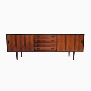 Scandinavian Sideboard in Rosewood from Clausen and Son