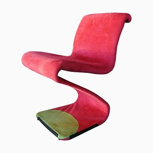 Model Z Chair by Gastone Rinaldi, 1970s
