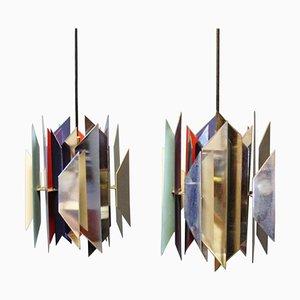 Tivoli Pendants by Simon Henningsen and Lyfa, 1960s, Set of 2