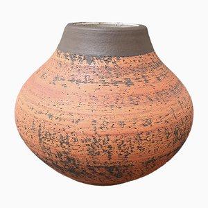 Europäische Vintage Vase aus Steingut, 1970er