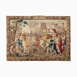 Late 17th Century Brussels Tapestry of Marc Antony and Cleopatra