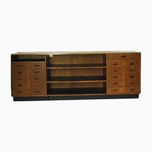 Mid-Century Lowboard Dresser