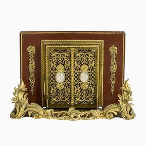 Napoleon III Kamin Set, 19. Jh