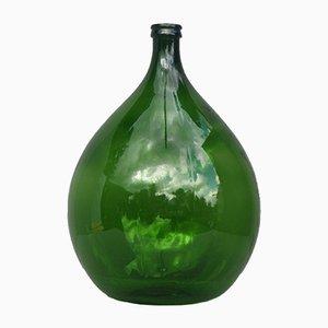 Großer grüner Demijohn, 1950er