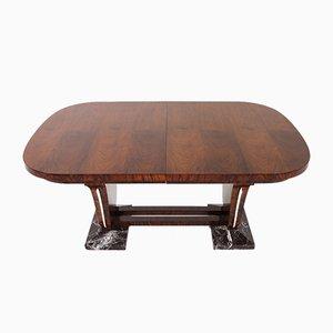 Art Deco Extendable Table, France, 1920s