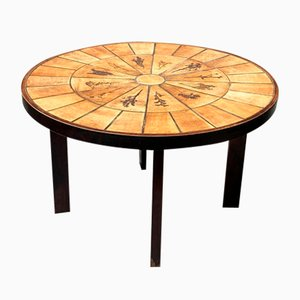 Dining Table by Roger Capron