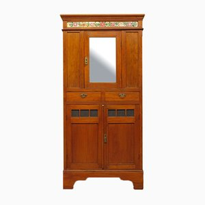Antique Colonial Kitchen Larder or Cupboard