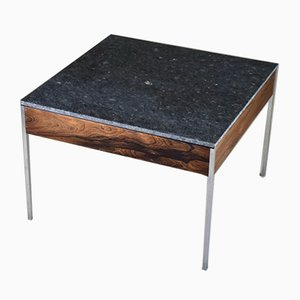 Bord Side Tables by Östen Kristiansson for Luxus, 1962, Set of 2