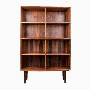 Dänisches Bücherregal aus Rio Palisander von Ejvind. A. Johansson für Ivan Gern Mobelfabrik, 1960er