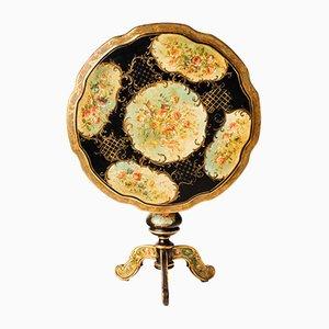 19th Century Victorian Style Tilt Top Table