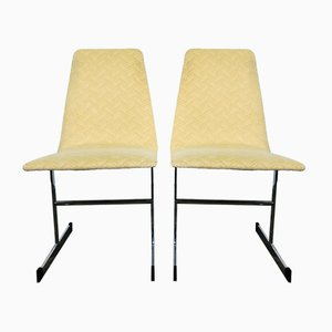 Mid-Century Lisse Dining Chairs by Tim Bates for Pieff, Set of 2