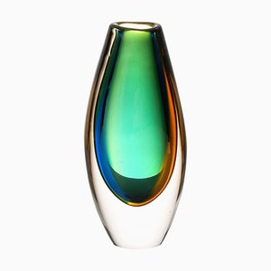 Vase by Vickle Lindstrand for Kosta, Sweden