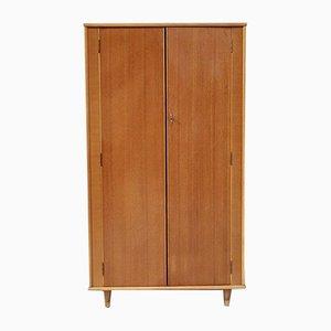 Mid-Century Small Compact Wardrobe