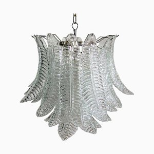 Murano Feather Chandelier
